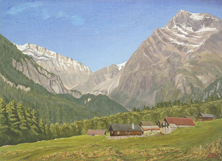 Valley View, Maderanertal
